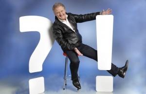 Vår quizmaster er mye kulere enn Dan Børge!
