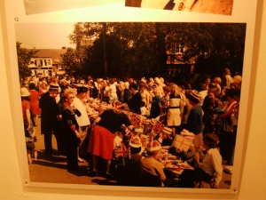 Bilde av gatefest i 1977